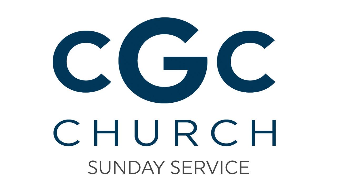 CGC Sunday Service